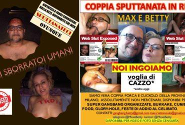 MaxeBetty coppia cuckold